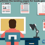 How to optimize the landing pages for leads generation?