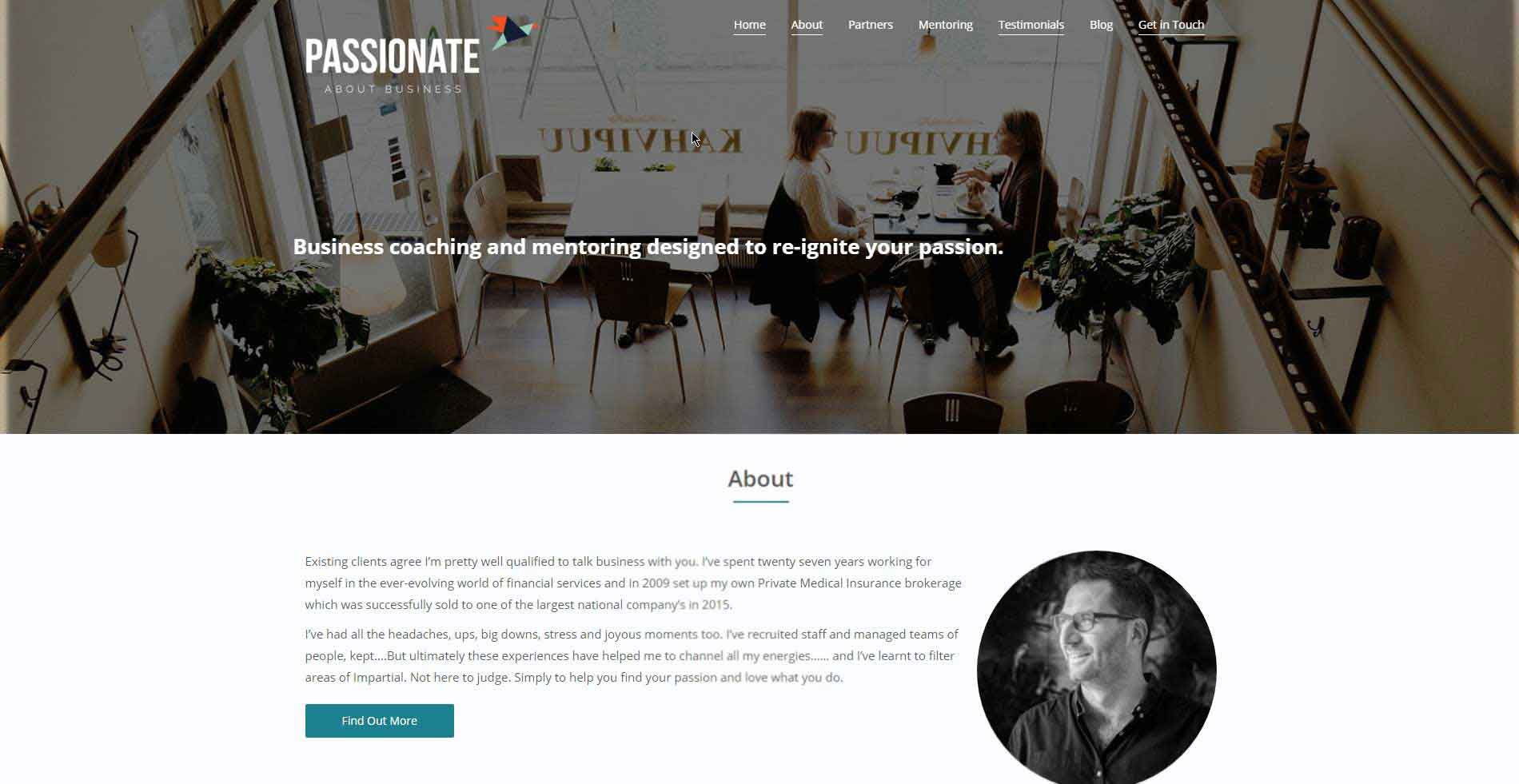 Personal and Business Look Design