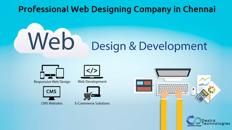Professional Web Designing Company in Chennai