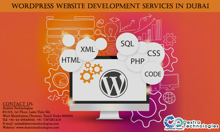 WORDPRESS WEBSITE DEVELOPMENT SERVICES IN DUBAI
